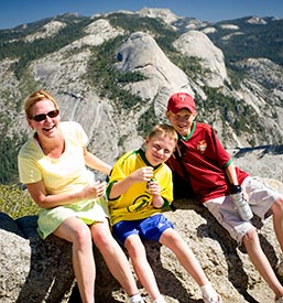 Family National Park Tours Trips